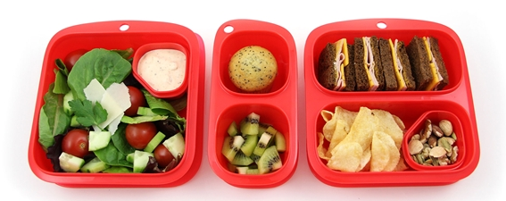 Going Green and Going Back to School: Tips for School Lunches